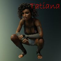 fight! - know your fighters - Tatiana by CrazyStupot