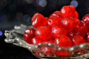 A Bowl of Cherries by MayEbony