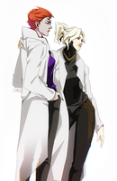 Moicy [Overwatch] by darwh