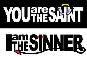 You are the saint by roelworks