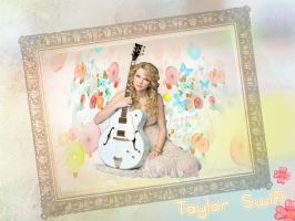 Taylor Swift by sakhar