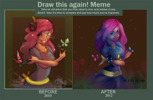 Draw this shit again by Searchmeinawhile