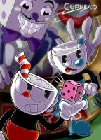 Don`t lose next time/ Cuphead by Jam-Graphics