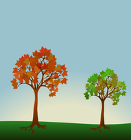 Inkscape tree by imppao