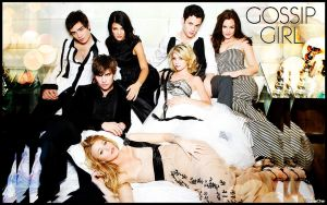 Gossip Girl Wallpaper IV by ConnieChan