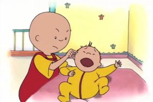 Animated Atrocities: Big Brother Caillou by Regulas314