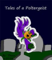 Tales of a Poltergeist - Cover by Drarin1