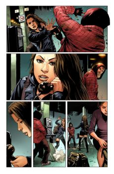 OrphanBlack Deviations#1 Page3 colors by sebastiancheng