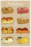 Know Your Potatoes - PRINTS GONE
