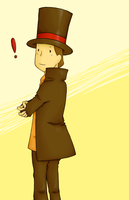 Professor Layton by yiseo