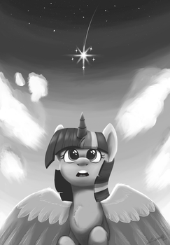 Wishing Upon The Stars by SilverHopeXIII