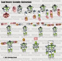 LoadBearer Assembly Guide by wulongti
