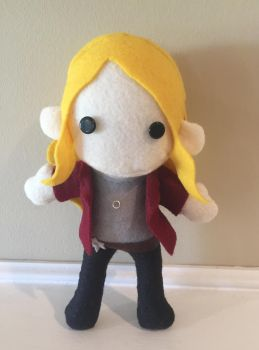 Emma Swan Plushie by LMColver