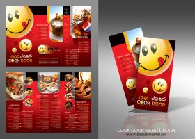 cookdoor Menu by AnubisGraph