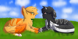 Commission for XKPlayzYT by FadedViolets