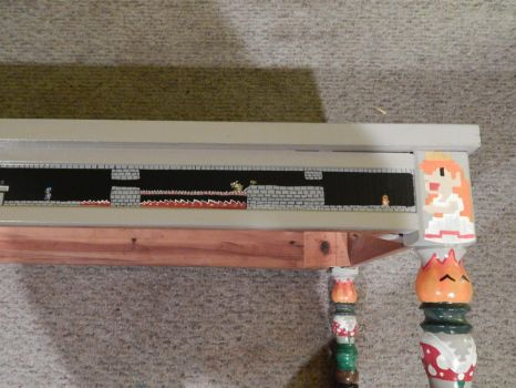 Nintendo Controller Table Side 4 by x3KHloverx3