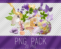 PNG pack by Pickwick (2) by ByEny