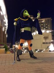 Plague Knight Cosplay - Connecticon 2015 by RekrapMot