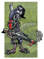 Legion by badgerlordstudios