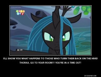 Don't Mess With The Queen! by DallasBlack