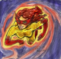 Firestar by DarkFalcon-Z