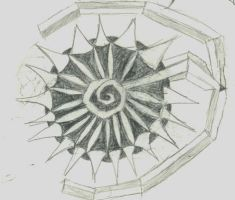 Spikey_thing_of_doom? by ChaosTears