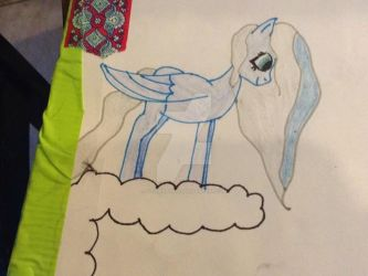 Cold Empire mlp oc by Flowerpony13