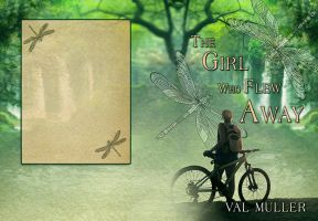 The Girl Who Flew Away - Wraparound Book Cover by SBibb