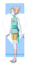 Pearl's new outfit by Snowflake-owl