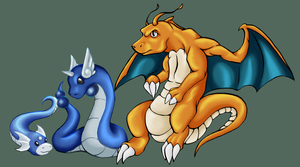 Dragonite, really? by Brittlebear