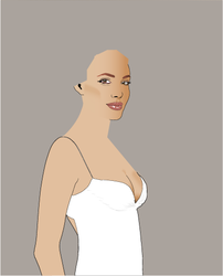 Angelina Jolie WIP by emucoupons
