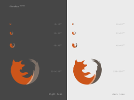 Firefox Retro Icon by dpcdpc11