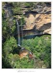 Wentworth Falls by Crooty