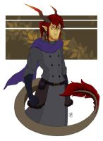 [TheGoetia] - Ifrit by Chrystali
