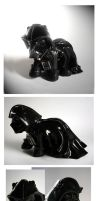 My Little Darth Vader by Spippo