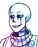 Underdecay- Gaster by Little-Noko