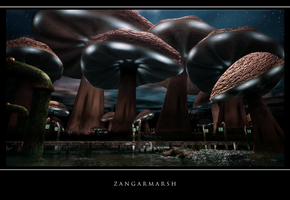 ZANGARMARSH version2 by deviantinchaos