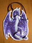 Badge for Kitty by Dragarta