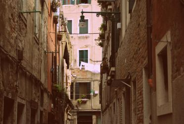 Buildings in Venice. by Nashouly