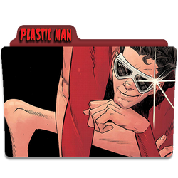 Plastic Man by DCTrad