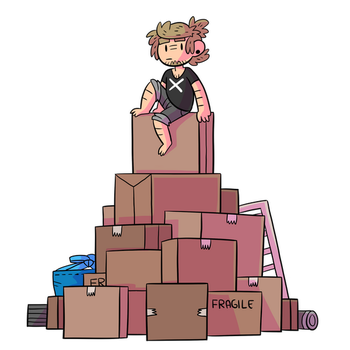 Moving Out by ZeTrystan