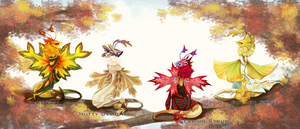 [SP] Snoths: Fall Foliage (closed) by cepphiro