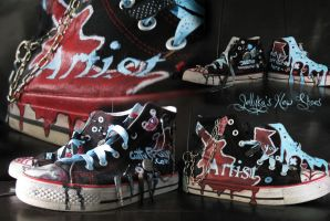 My New Shoes by Jellyka