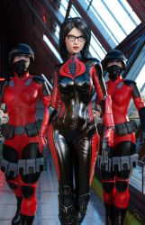 Baroness Cobra March by tiangtam