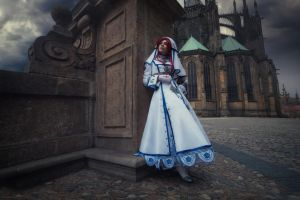 TRINITY BLOOD: Adventures by MiraMarta