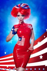 Stars and stripes by Ophelia-Overdose
