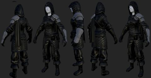 Thief Armor by NewerMind43