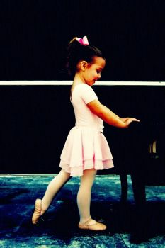 Little Ballerina by jennalynn123