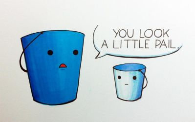 You look a little pail. by arseniic