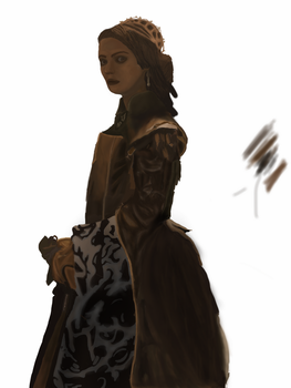 Spanish Princess (WIP#1) by Darthxbox